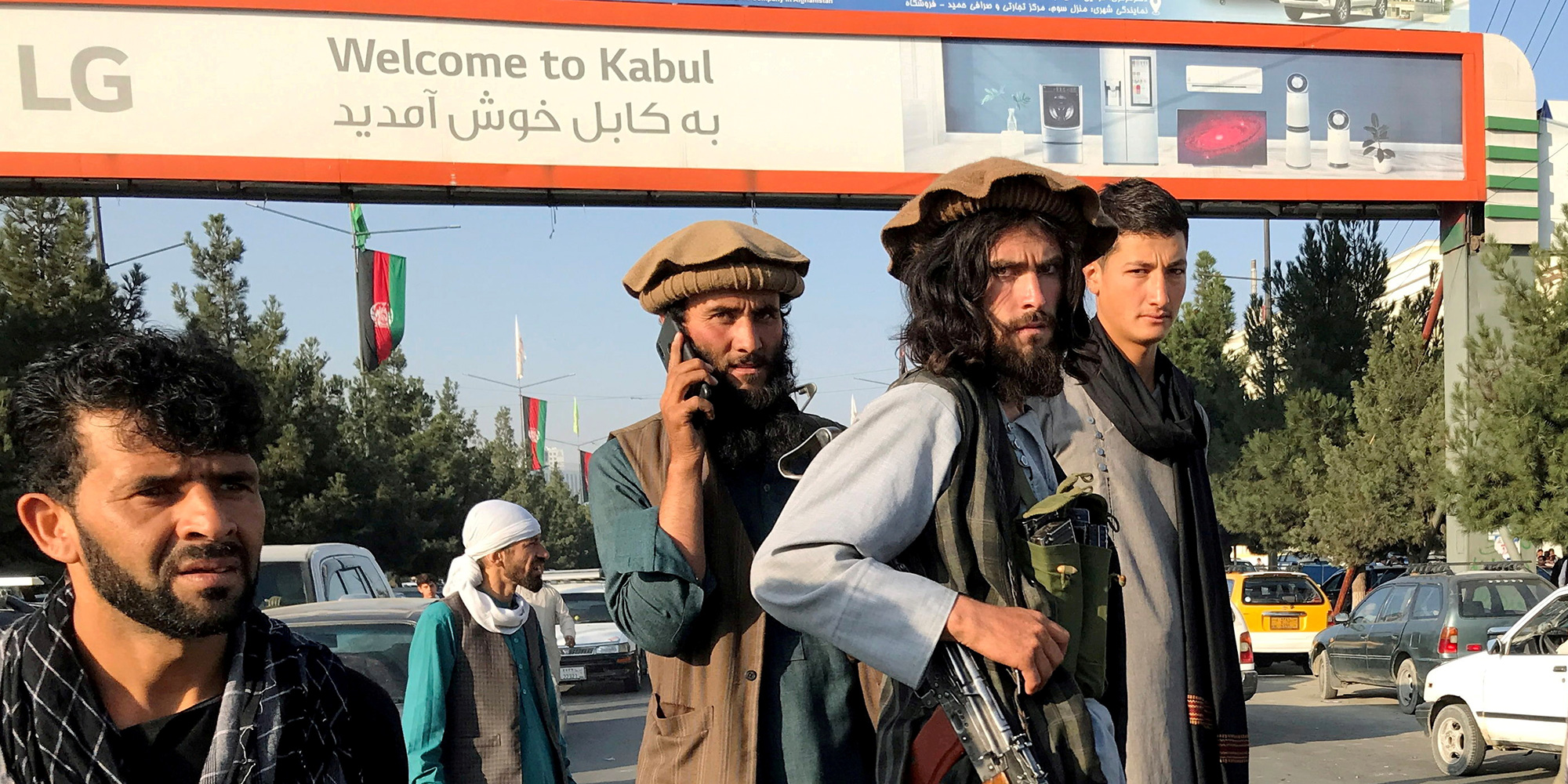 Afghanistan : L'impossible nation