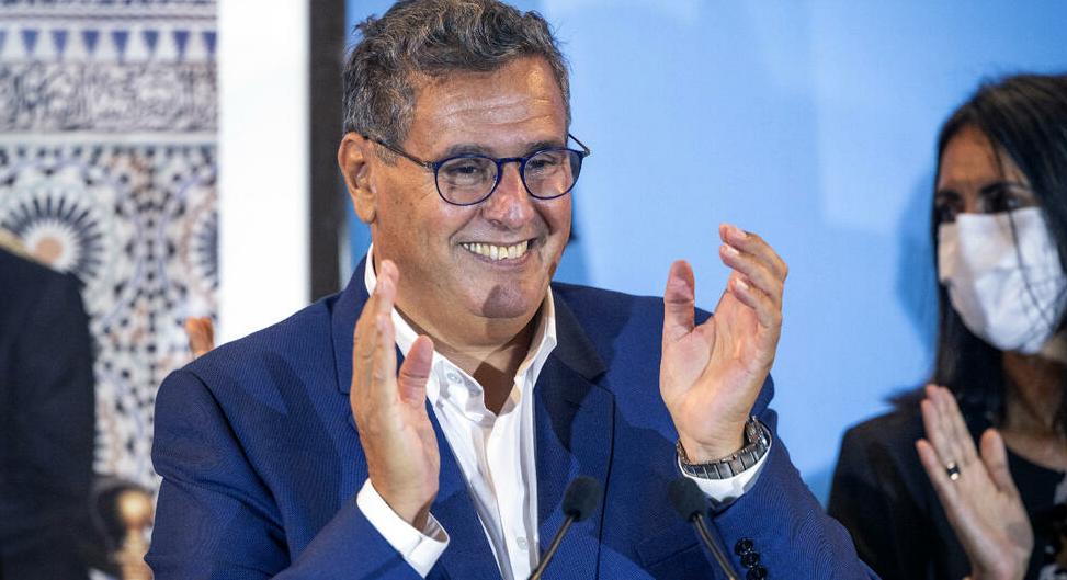 Aziz Akhannouch se retire des affaires