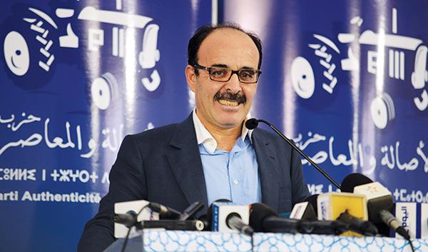 Débat politique : Ilyas El Omari en mode séduction
